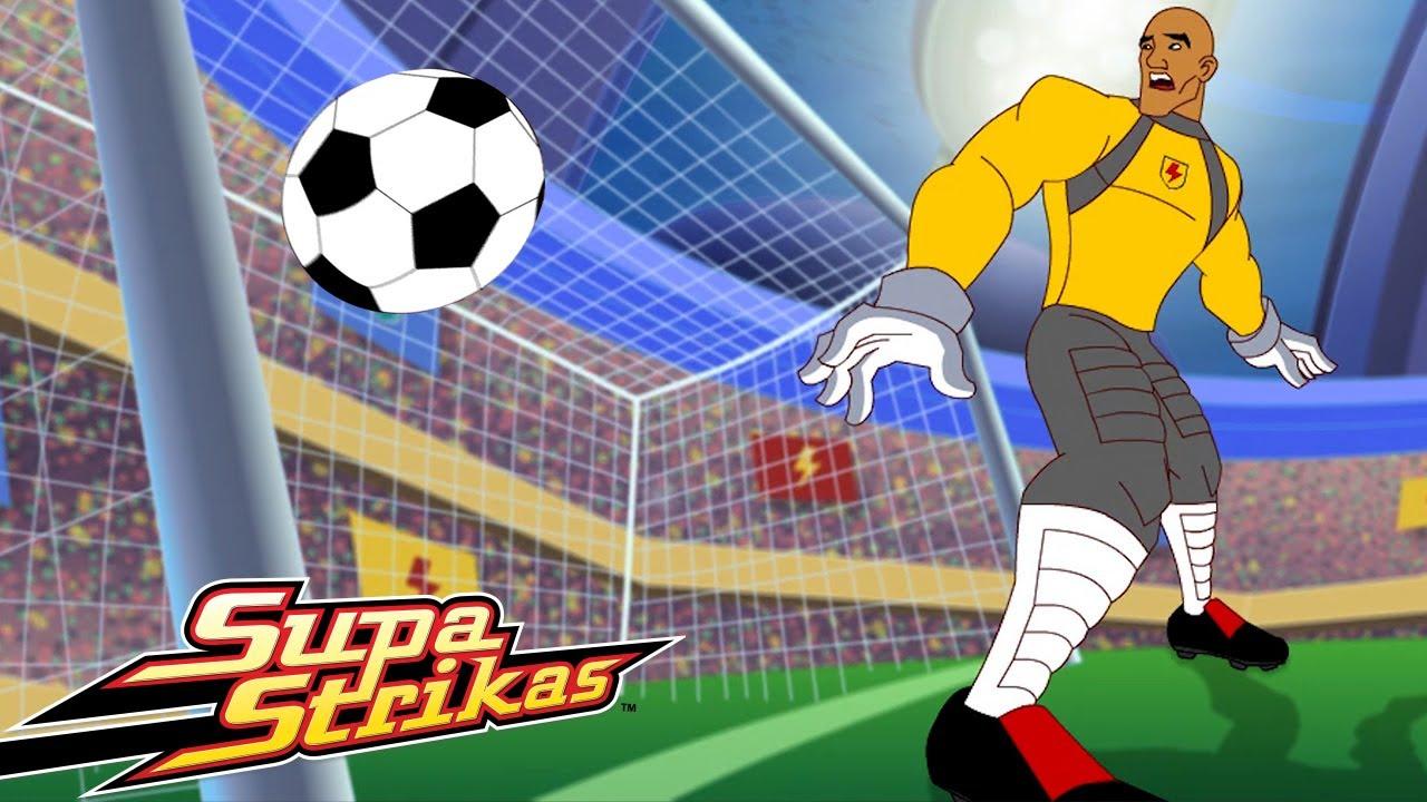 Supa Strikas - Match Day! ⚽ | Top 3 Matches: Season 3 | Compilation | Soccer Cartoon for Kids!