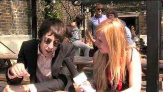 Miles Kane interview at Camden Crawl with Virtual Festivals