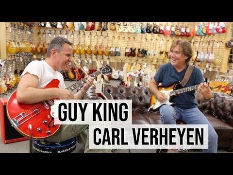 Guy King & Carl Verheyen | 1966 Epiphone Riviera & 1965 Fender Stratocaster
