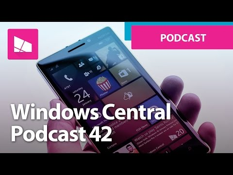 Windows Central Podcast 42: RTM is here