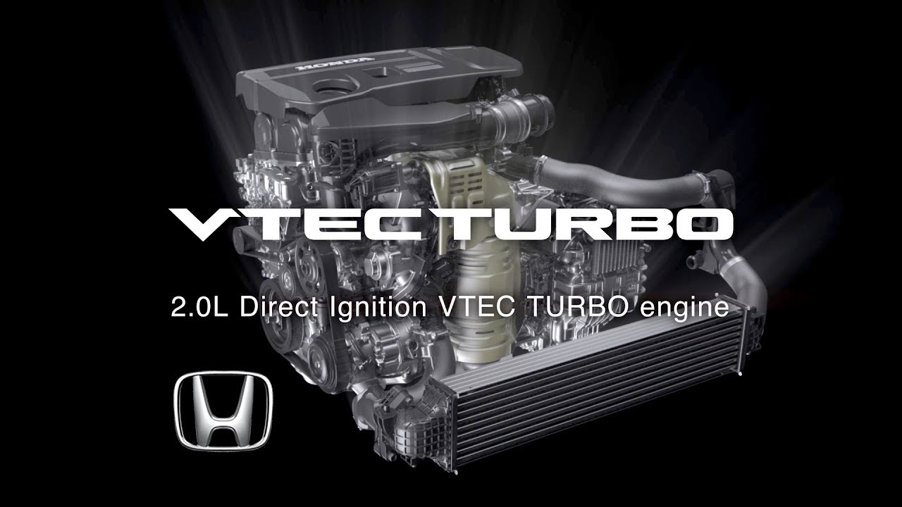 2018 honda accord 2 0l vtec turbo engine with 10 speed gearbox us spec  [ 1280 x 720 Pixel ]