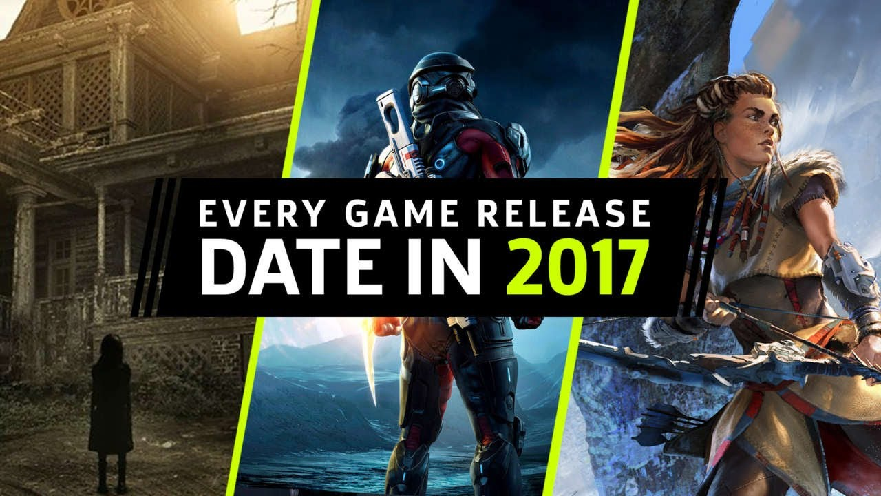 New Xbox One Games 2017 : New upcoming games ps xbox one pc youtube