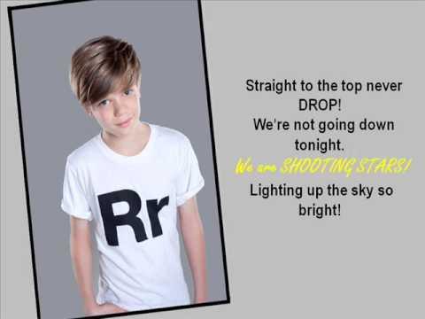 Ronan Parke - We are shooting stars (lyrics)