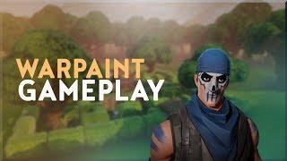 "Fortnite NEW ""Warpaint"" Skin Gameplay! (Fortnite PC)"