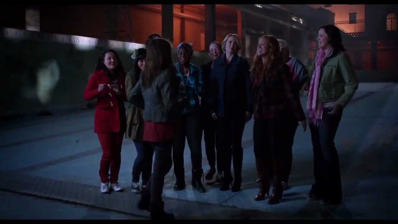 Pitch Perfect - Bruno Mars - Just The Way You Are [HD]