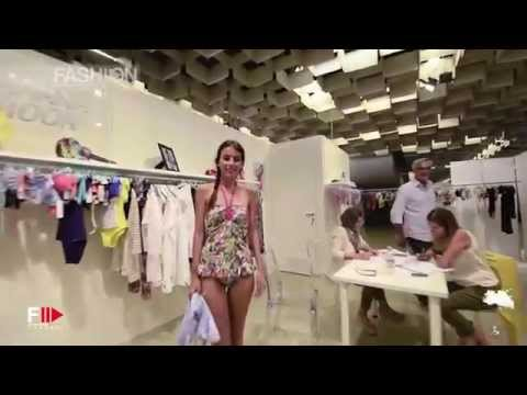 """MARE D'AMARE"" Swimwear Florence 2014 Stand Virtual Tour by Fashion Channel"
