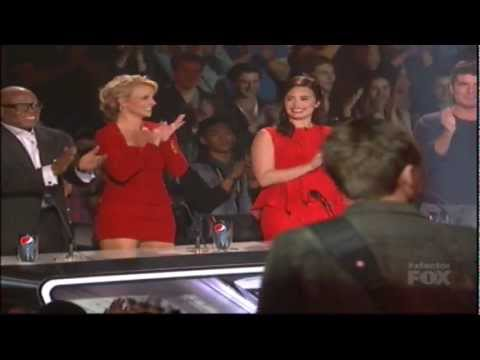 Cher Lloyd Oath Live on X Factor USA with Becky G