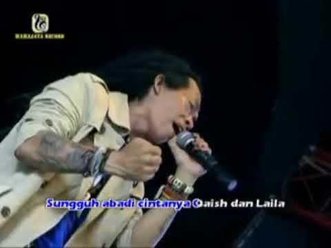 No vocal Qais Dan Laila