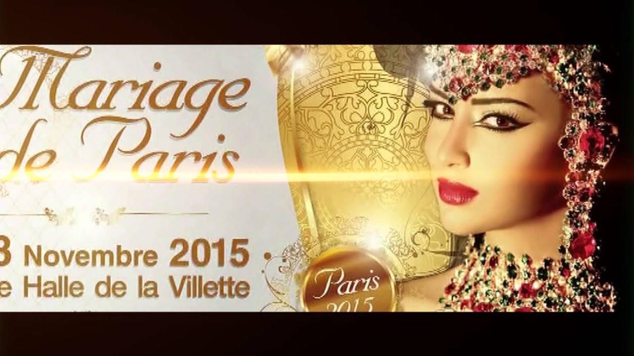 Ba katia coiffure cr ations au salon du mariage oriental youtube - Salon du mariage oriental 2015 paris ...
