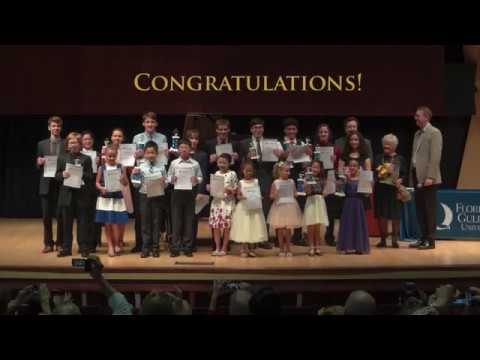 2017 Young Artist Piano Competition