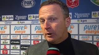 Video Gol Pertandingan FC Twente vs AZ Alkmaar