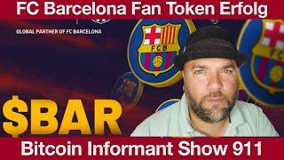#911 Ethereum Scam Whale Alert, Bitcoin ATM Marktführerschaft & FC Barcelona Fan Token Erfolg