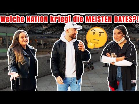Welche NATION kriegt die MEISTEN DATES⁉️🤔|ER MUSS KONVERTIEREN?😂|ONUR