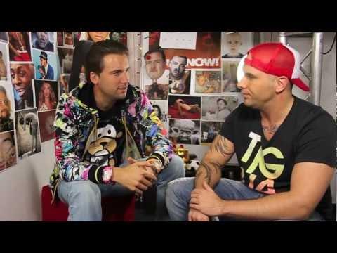 DJ ANTOINE ÜBER RAPPEN, SPRAYEN UND FREUNDE(  INTERVIEW )