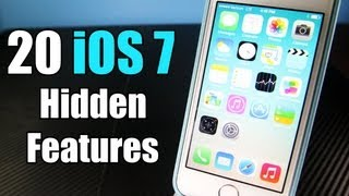 20 Hidden Features In iOS 7 - Secrets You Didn't Know!