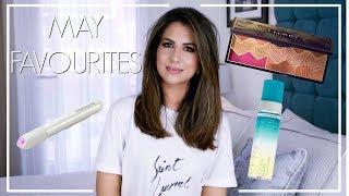 MAY FAVOURITES | Beauty, Fashion & Lifestyle Monthly Favourites | JASMINA PURI