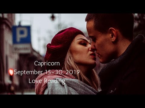 Capricorn September 15-30, 2019 // A Love Worth All The Gold In The World
