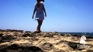 Нисси Бич, Айя-Напа, Кипр, июнь 2015