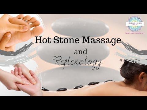 Hot Stone Massage & Reflexology Massage - Boost your body's energy with these amazing massages