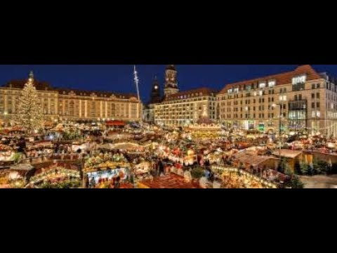 christmas market in budapest hungary a video tour