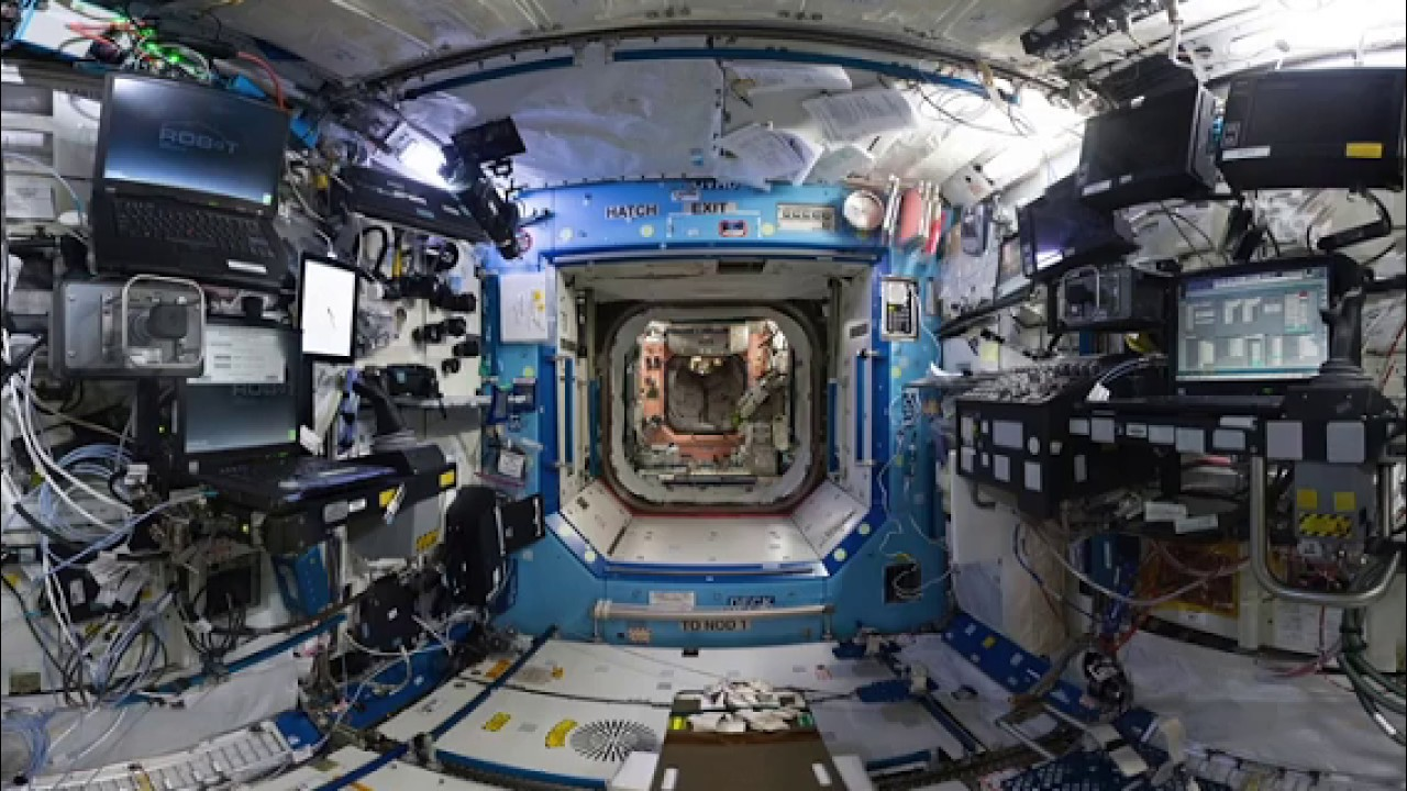 inside international space station 2017 - photo #17