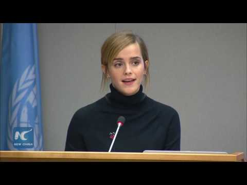 """essay on emma watson s speech It is now more than a week since actress emma watson delivered what has repeatedly been described as a """"game-changing"""" speech about sexism at the united nations new york headquarters."""