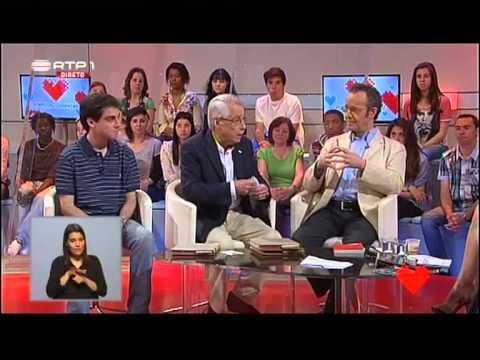 HELDER FREIRE COSTA & DIOGO COSTA NO PORTUGAL NO CORAÇÃO