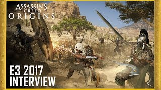 Assassin's Creed Origins: Why Egypt Is the Right Setting for Origins | Interview | Ubisoft [US]