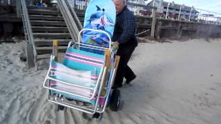 Zoom Buggy at the Jersey Shore.MOV