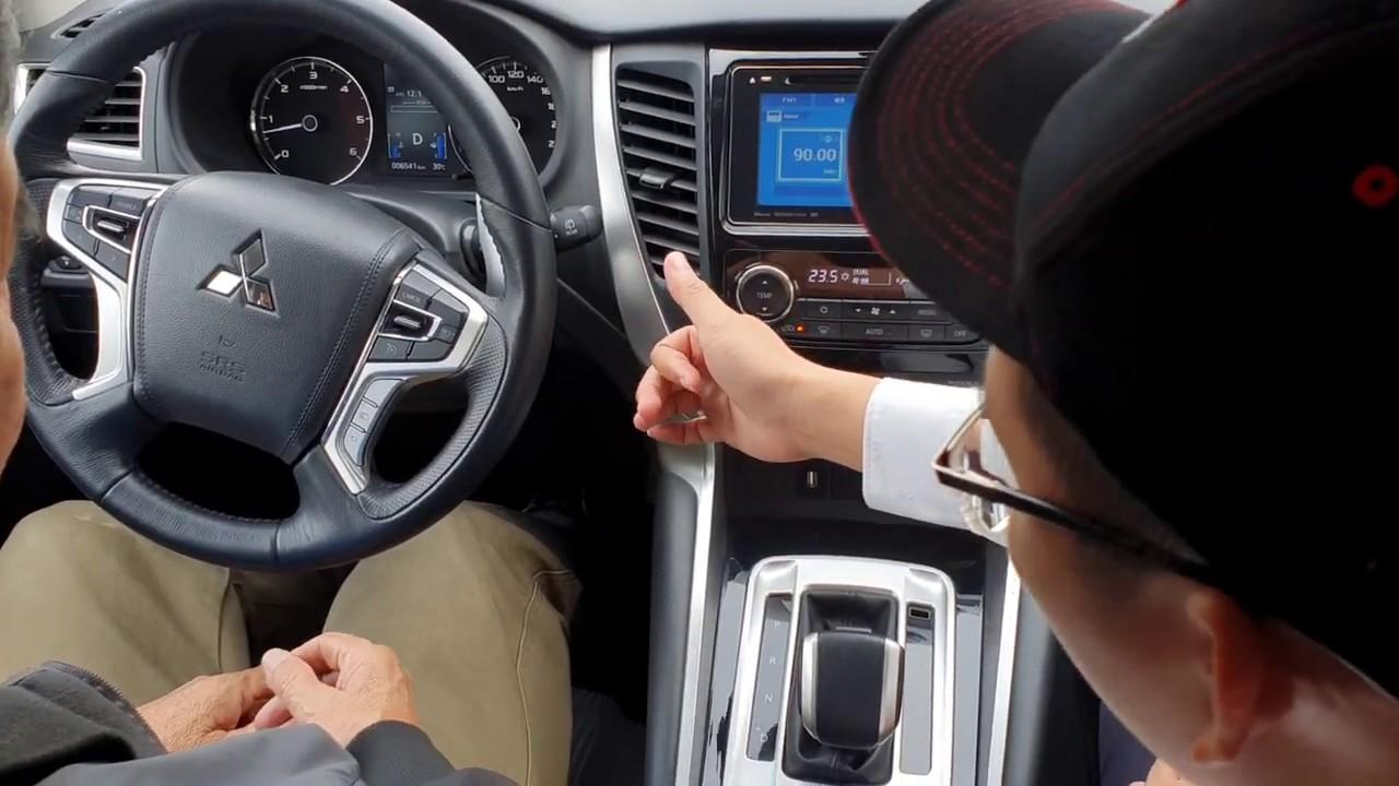 Lái Thử Mitsubishi Pajero Sport 2020 Đối Thủ Nặng Ký Của Toyota Fortuner | Pajero Sport  SUV 7 Chỗ