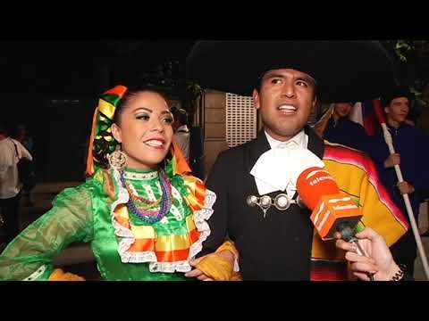 Reportaje Xornadas de Folclore 13 8 19