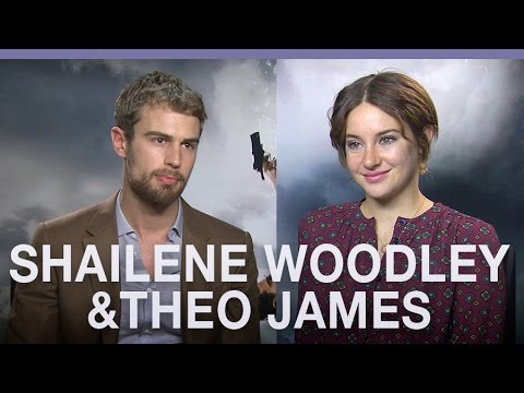 Insurgent stars on final book Allegiant's shock ending