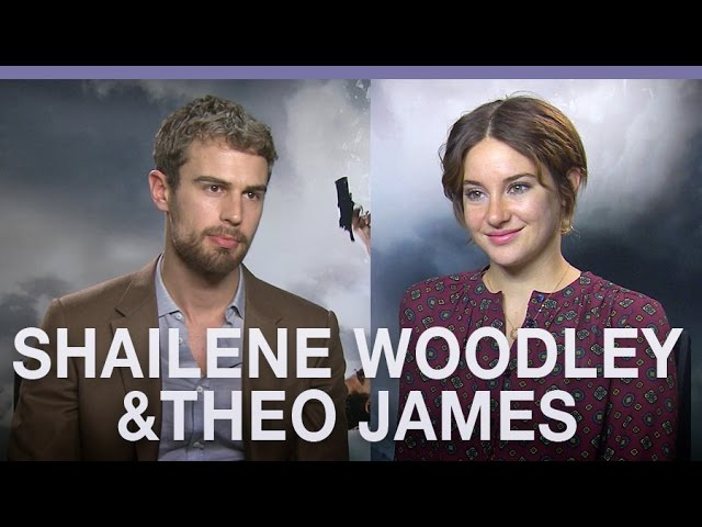 Cast of divergent dating apps