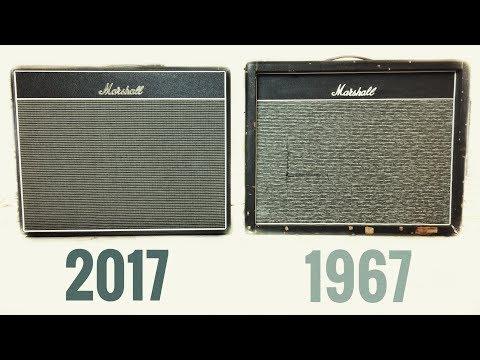 Marshall ORIGINAL Bluesbreaker Vs REISSUE