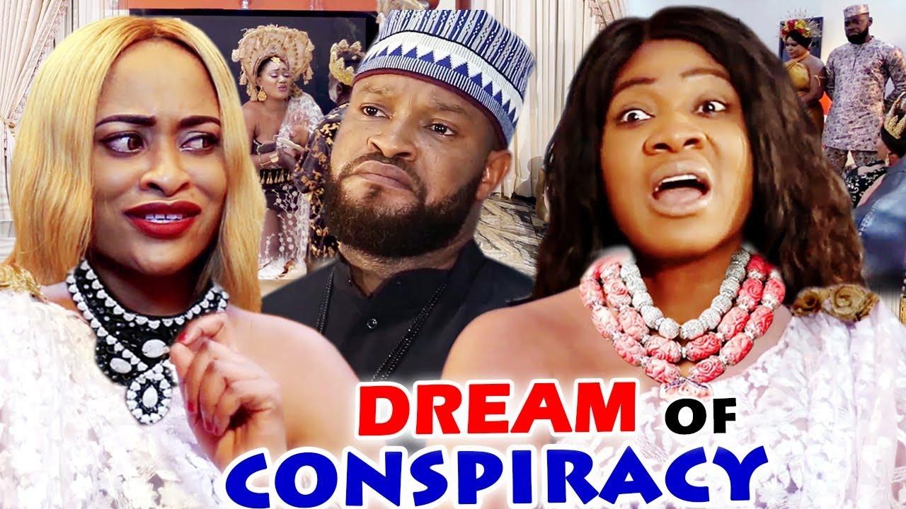 Download New Movie Alert DREAM OF CONSPIRACY Season 3&4 ( Mercy Johnson) 2020 Latest Nigerian Nollywood Movie
