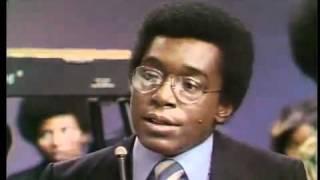 Don Cornelius, James Brown, Al Sharpton interview (1974)