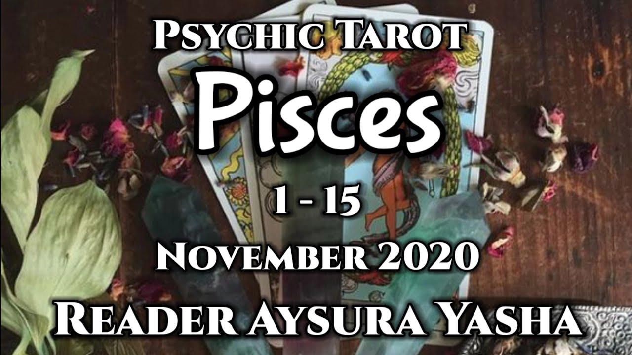 #Pisces November 2020 | Hatinya tetap memilih kamu