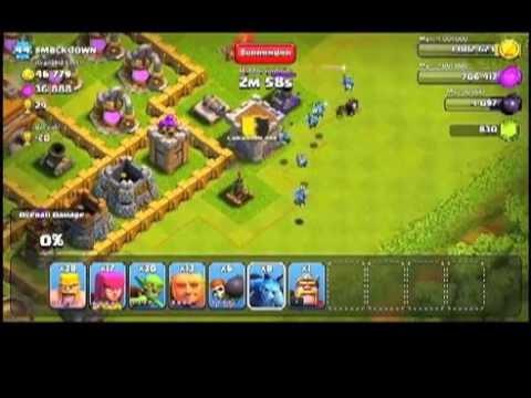 Clash of clans update dark barracks youtube