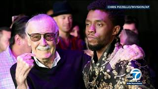 EXCLUSIVE INTERVIEW: Stan Lee says he's doing fine after hospital stay I ABC7