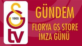 Gündem | Florya GS Store İmza Günü (19 Ekim 2016)