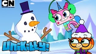 Unikitty | Snow Day! | Cartoon Network