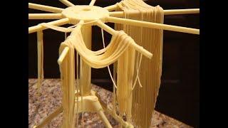 Homemade Spaghetti Noodles!