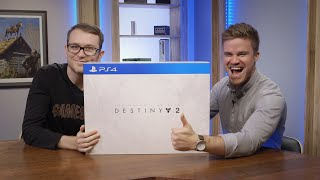 Destiny 2 - Collector's Edition Unboxing