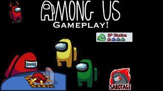 Among Us Gameplay!