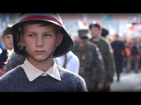 A minute of silence - WARSAW UPRISING (WARSZAWA GODZINA W)
