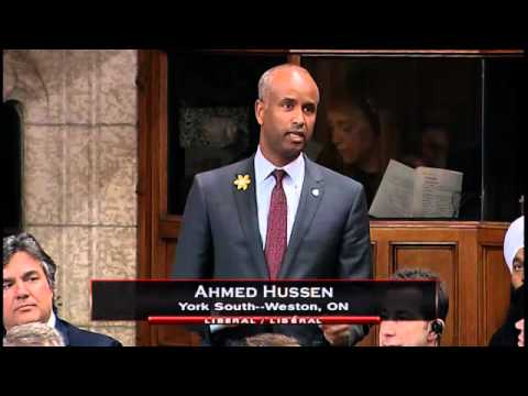 MP Ahmed Hussen's Statement on Migrant Deaths