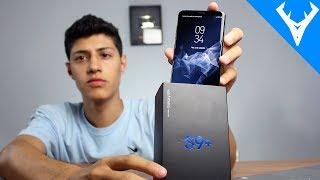 Olha ele! Unboxing Galaxy S9 Plus - Adeus Iphone X?
