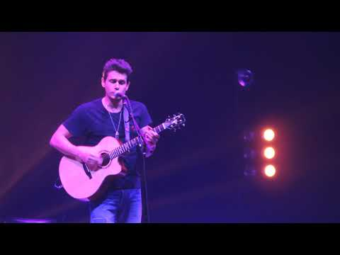 New Light Live - John Mayer @ Modell Lyric - Benefit Concert