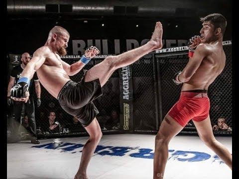 Road To UFC: MMA Pro Debüt Philipp Graf