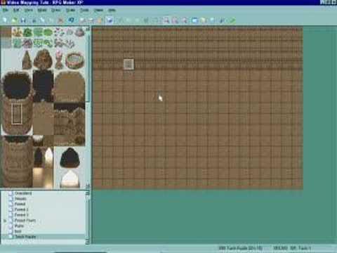 RMXP Event Tutorial - Torch Puzzle Part 2